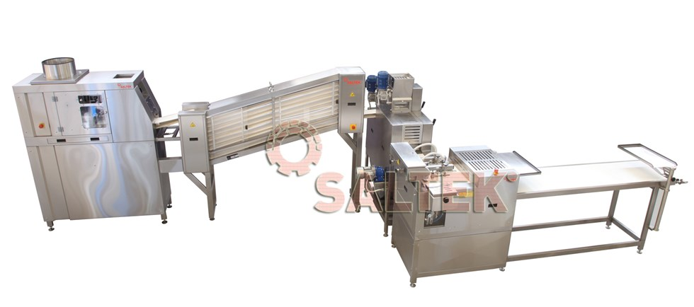 Automatic Pies/Manakish Production Line